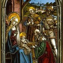 All Saints Day Mass (and First Friday Mass of Anointing)