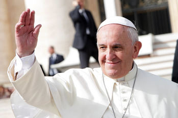 Pope Francis' Prayer Intention for October