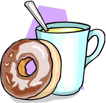 Summer Coffee and Donuts