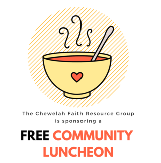 Free Community Luncheon