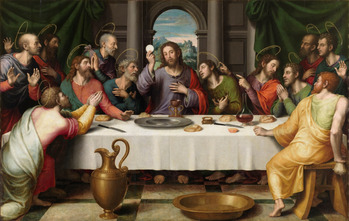 Holy Week: Holy Thursday - Mass of the Lord's Supper