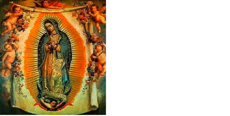 Holy Mass, Lady of Guadalupe / Misa de Nuestra Señora de Guadalupe