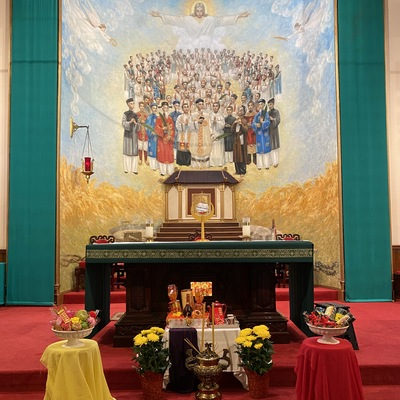 From Generation to Generation: Honoring our Ancestors in Faith, from the Vietnamese Perspective