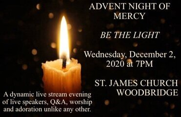 Advent Night Of Mercy - LIVE STREAM EVENT!