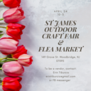 St. James outdoor Craft Fair and Flea Market