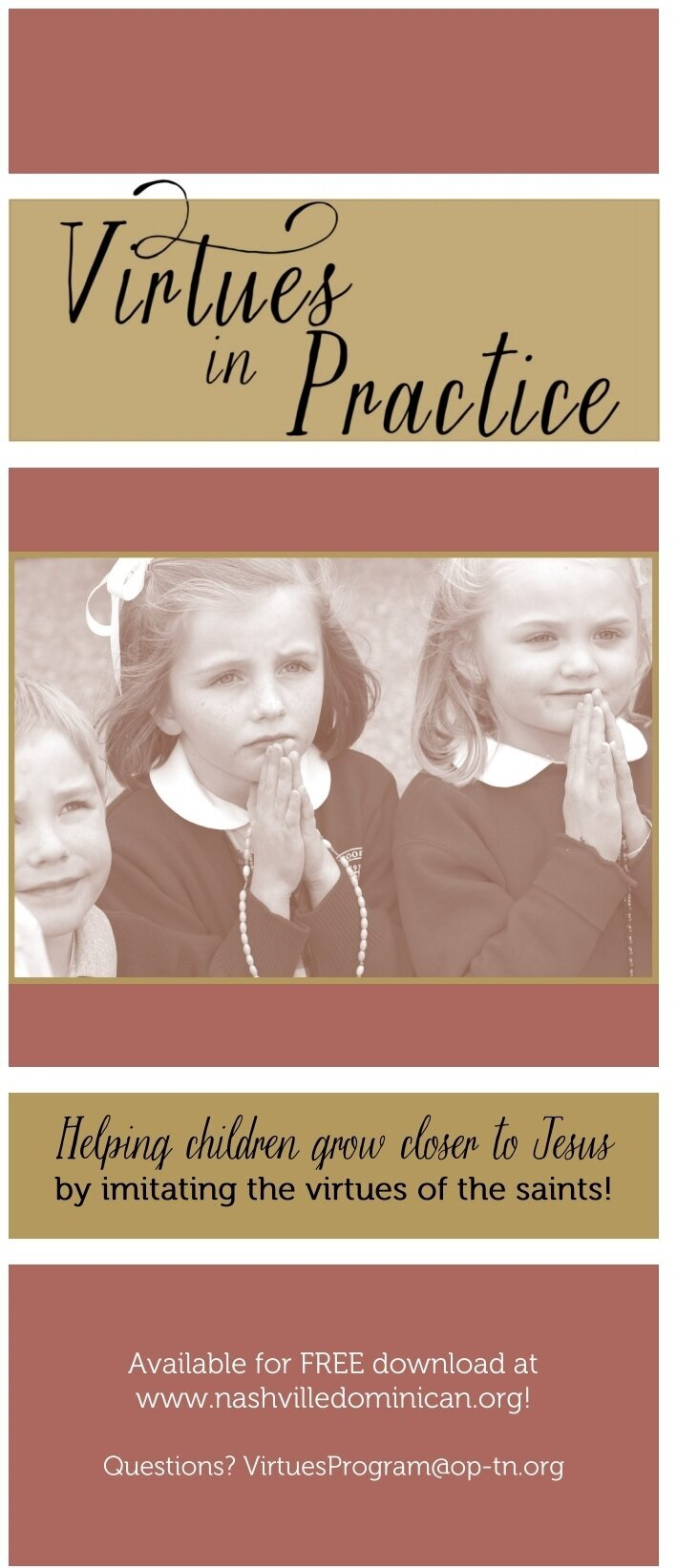 Virtues in Practice Parent Guide