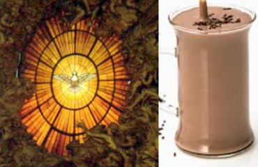 Chocolate Milk and Living a Peace-Filled Life | November 19