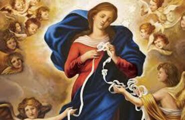 Our Lady of the Immaculate Conception, Undoer of Knots | December 8