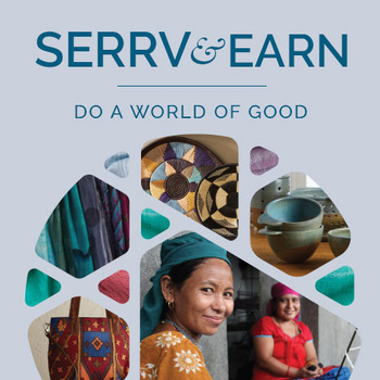 Do a World of Good with Serrv
