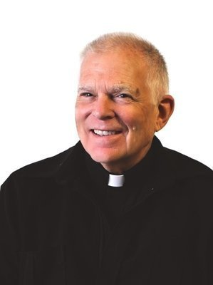 Father Mike McDermott