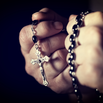 Pray the Rosary With Us