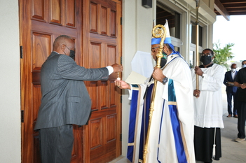 Homily By Archbishop Pinder on the occasion of STM Dedication