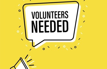 Volunteering Opportunity!