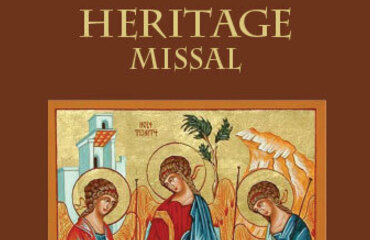 Heritage Missals for Sunday for you!