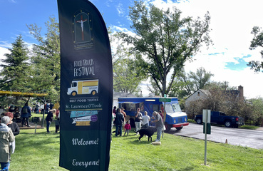 St. Laurence O'Toole Food Truck Festival Success!