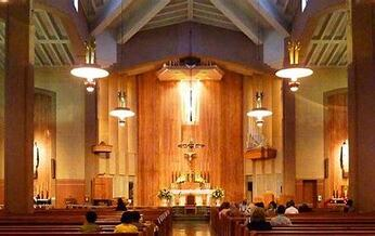 Los Angeles Diocese Monthly Mass @ Saint Therese Roman Catholic Church