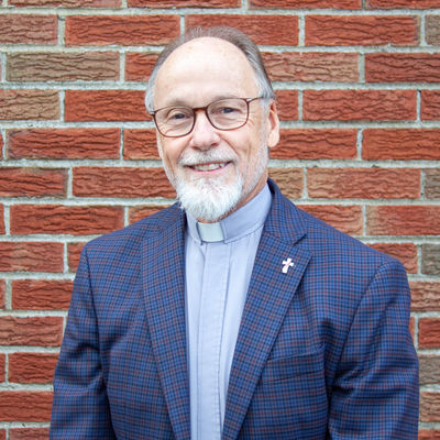 Deacon Mike Stewart