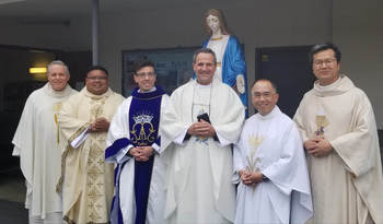 Reflection on Priestly Ordination and First Mass