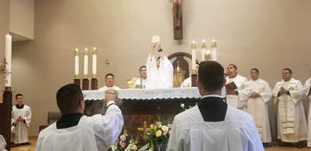 Reflection of Priesthood and First Mass