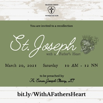 Recollection   St. Joseph: With A Father's Heart