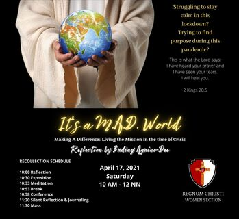 RCW RECOLLECTION: It's a M.A.D. World