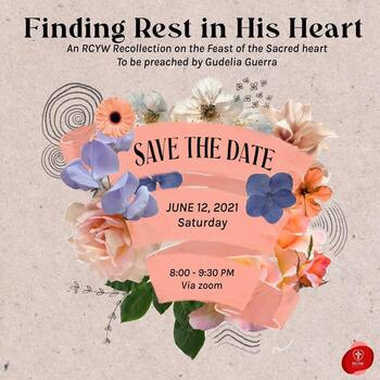 RCYW Recollection: Finding Rest in His Heart