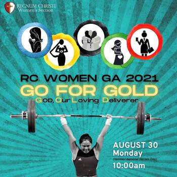 RCW General Assembly 2021: Go for GOLD