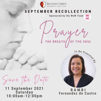 RCW RECOLLECTION: Prayer, The Breath of the Soul