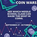 Coin Wars for Middle School