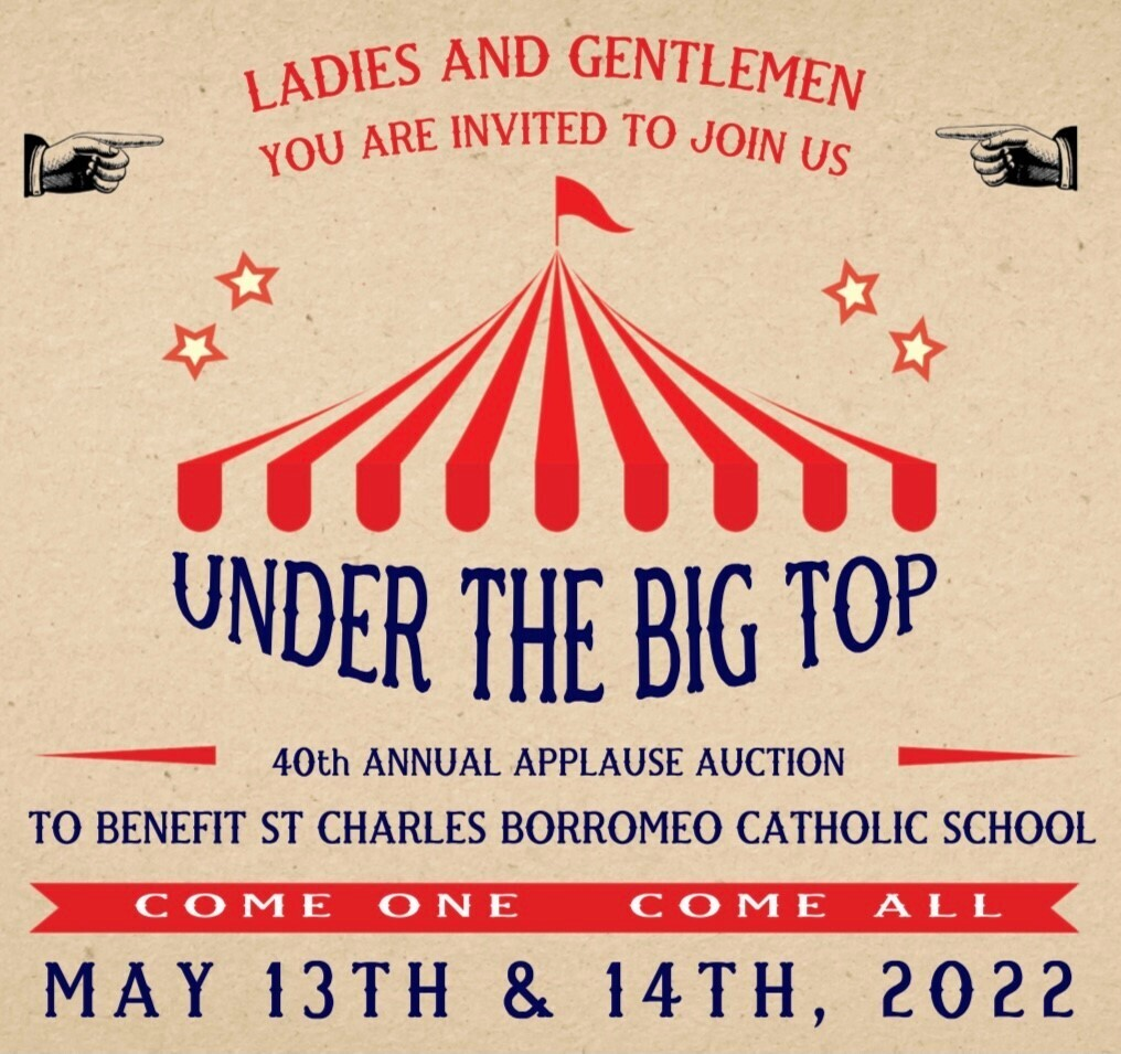 Come one, come all!  The SCB Auction is