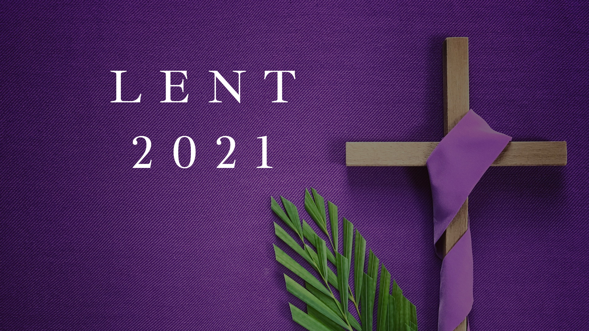 Lenten Prayer Schedule