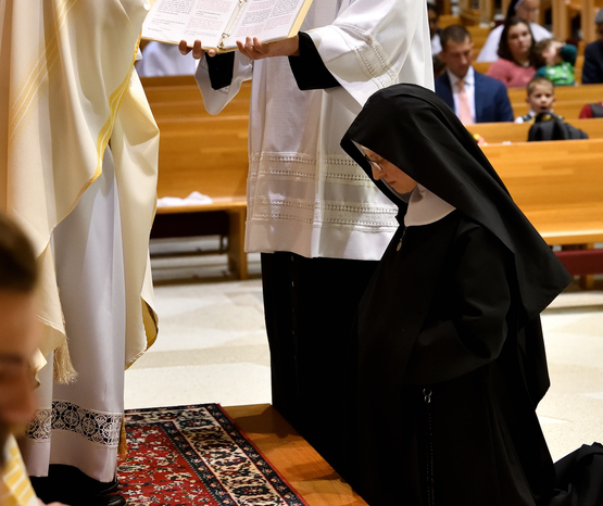 Profession of Simple Vows - January 3, 2021