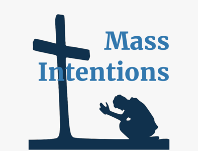 This Week's Mass Announcements