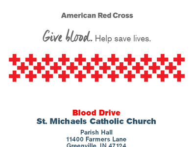 American Red Cross Blood Mobile