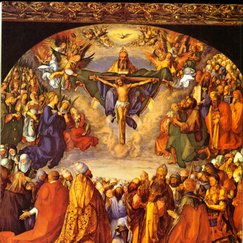 The Solemnity of All Saints Mass