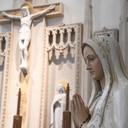 Bishop Bradley consecrates Diocese to the protection of Mary