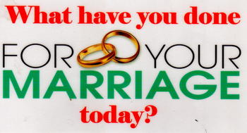 National Marriage Week is February 7-14