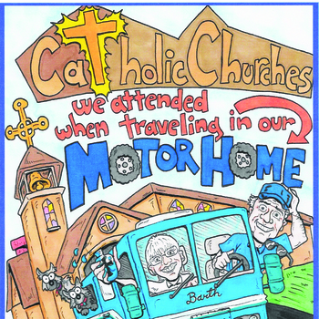 Road trip provides stories for retiree's first published book