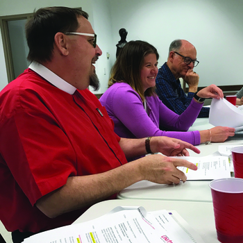 Kalamazoo United invites ministry leaders to event planning kick-off