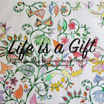 "CONGRATULATIONS to the finalists for ""Life is a Gift"" Student Contest"