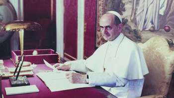 Talking circuit highlights Humanae Vitae during its 50th anniversary