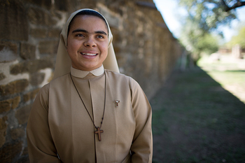 Destined to Lead: Get to Know Catholic Sister Maryud Cortés