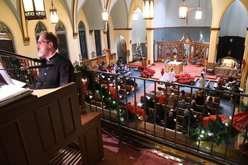 From Music Man to Holy Man: Fr. Craig Lusk