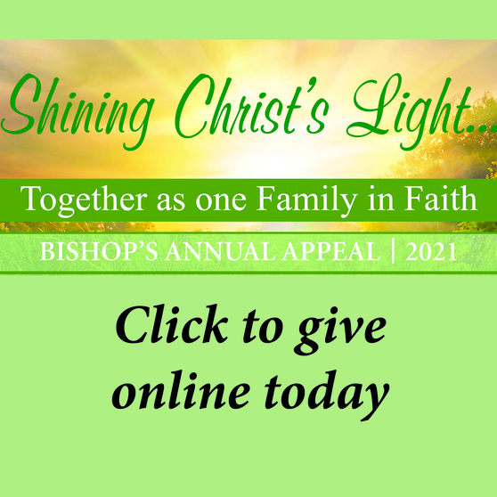 Bishop's Annual Appeal