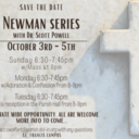 Newman Series with Dr. Scott Powell