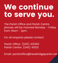 We Continue To Serve You