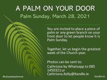 A Palm On Your Door