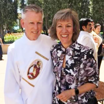 Deacon Terry and Mindy Irwin