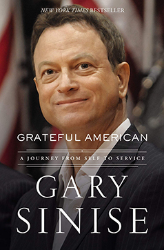 Grateful American, by Gary Sinise