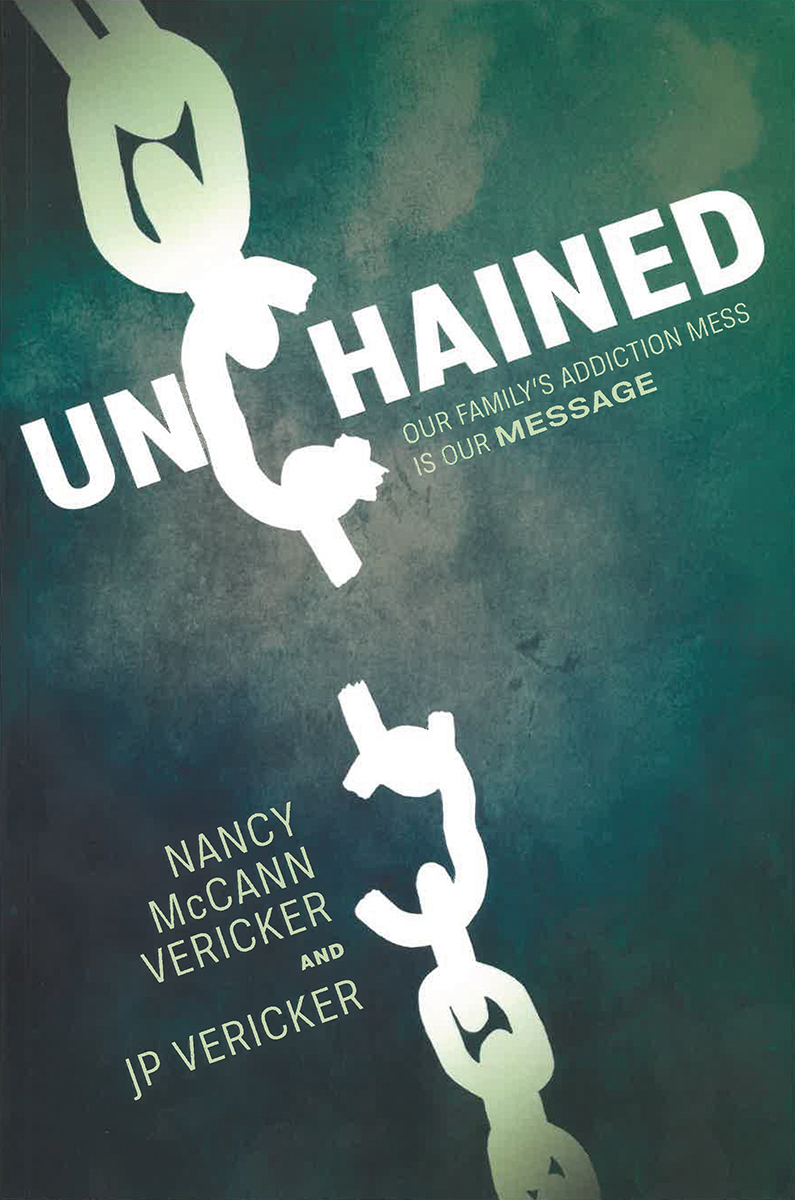 Unchained book cover